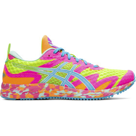asics Gel-Noosa Tri 12 Scarpe Donna, safety yellow/aquarium